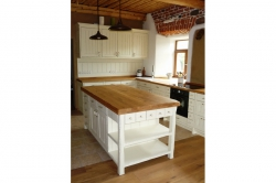 Kuchyně Provence P6