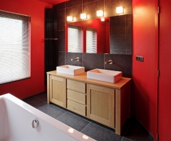Koupelna z masivu