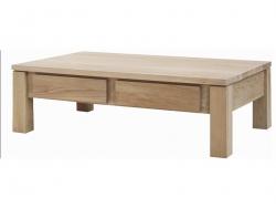 Dubový stůl masiv ET24