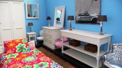 Dětský pokoj z masivu