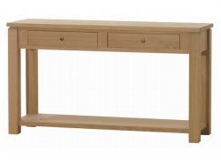 Dubový stůl masiv ET12
