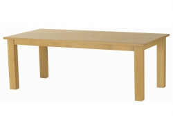 Dubový stůl masiv ET5