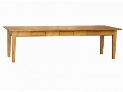 Smrkový stůl masiv T15
