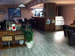 Kavárna Café Haus OC Lihovar Říčany