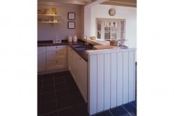 Kuchyně z masivu M5